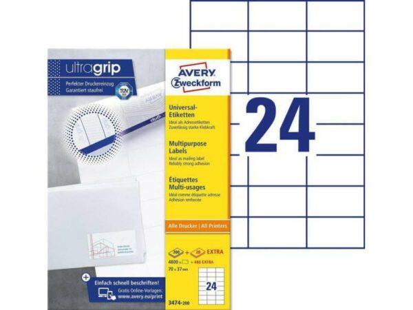 AVERY-Zweckform-Universaletiketten-3474-200-Blatt-0