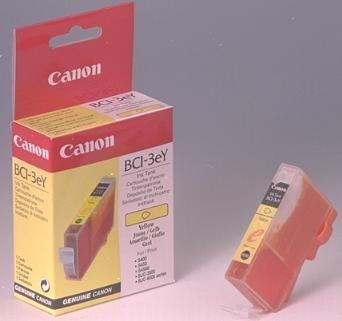 BCI-3eY-Canon-Ersatzpatrone-yellow-0