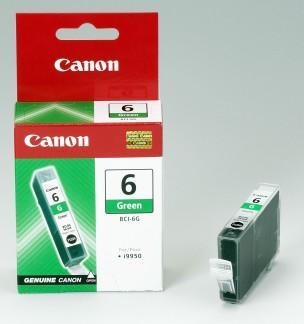 BCI-6G-Canon-Tintenpatrone-green-0