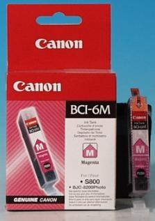 BCI-6M-Canon-Ersatzpatrone-magenta-0
