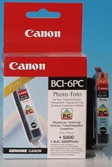 BCI-6PC-Canon-Ersatzpatrone-photo-cyan-0