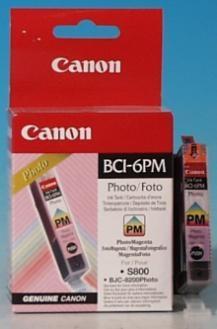 BCI-6PM-Canon-Ersatzpatrone-photo-magent-0
