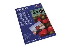 Brother-Fotopapier-Glossy-BP71-GA4-0