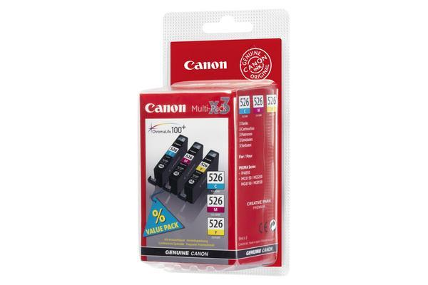 CANON-CLI-526PA-Multipacktinte-CMY-0