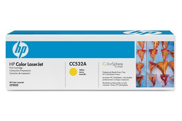 CC532A-HP-Tonermodul-304A-yellow-0