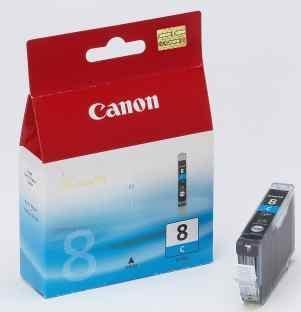CLI-8C-Canon-Tintenpatrone-cyan-0
