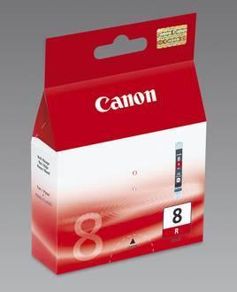 CLI-8R-Canon-Tintenpatrone-red-0