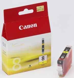 CLI-8Y-Canon-Tintenpatrone-yellow-0