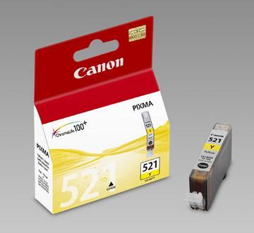 Canon-CLI-521Y-Tintenpatrone-yellow-0