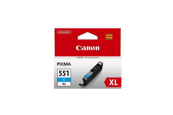 Canon-CLI-551-Tintenpatrone-XL-cyan-0