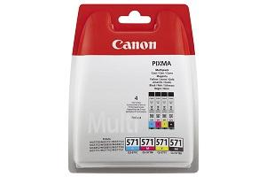 Canon-CLI-571PA-Multipack-Tinte-BKCMY-0