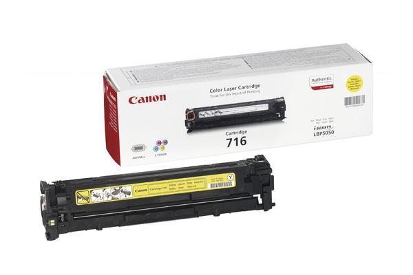 Canon-Tonermodul-716-gelb-0