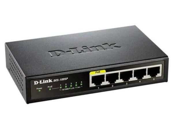 D-Link-5-Port-PoE-Switch-0