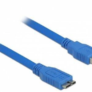 DeLOCK-Micro-USB-30-Kabel-blau-0