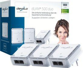 Devolo-dLan-500-duo-Network-kit-Power-0
