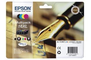 EPSON-T163640-Multipack-Tinte-HY-CMYBK-0