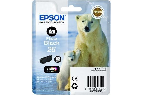 EPSON-T263140-Tintenpatrone-HY-photo-schwarz-0