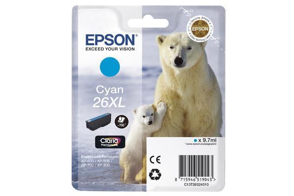 EPSON-T263240-Tintenpatrone-HY-cyan-0