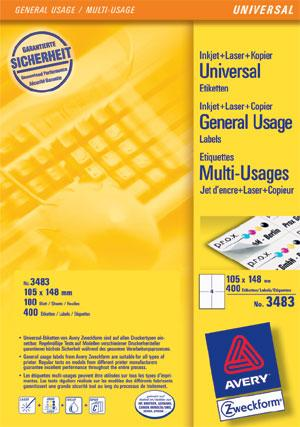 Etikette-105x148mm-weiss-100Bl-0