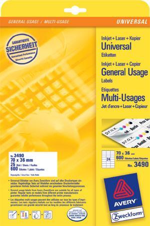 Etikette-70x36mm-Universal-A4-weiss-0