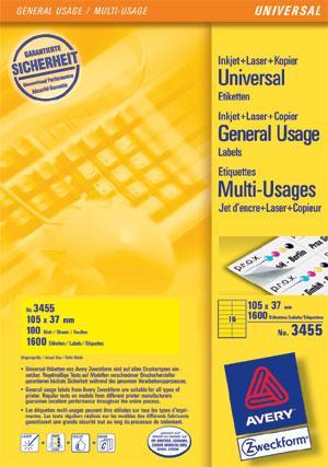 Etiketten-105x37mm-gelb-0