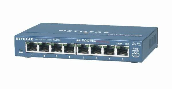 NetGear-Ethernet-Switch-8-Port-0