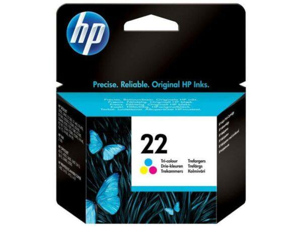 No-22XL-HP-Tintenpatrone-color-0