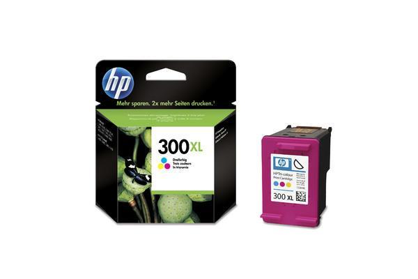 No-300XL-HP-Tintenpatrone-color-0