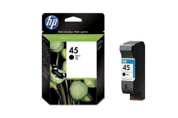 No-45-HP-Tintenpatrone-schwarz-0