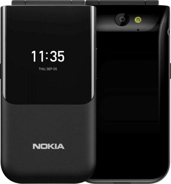 Nokia-2720-Flip-4G-4-GB-Black-0