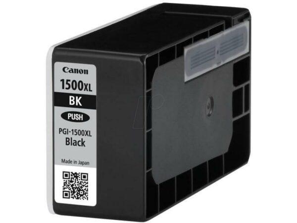 PGI-1500BK-XL-Canon-Tintenpatronen-Black-0