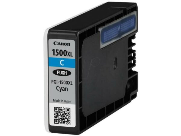 PGI-1500C-XL-Canon-Tintenpatronen-Cyan-0