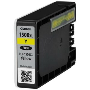 PGI-1500Y-XL-Canon-Tintenpatronen-Yellow-0