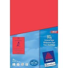Rotes-Papier-80g-75-Blatt-0