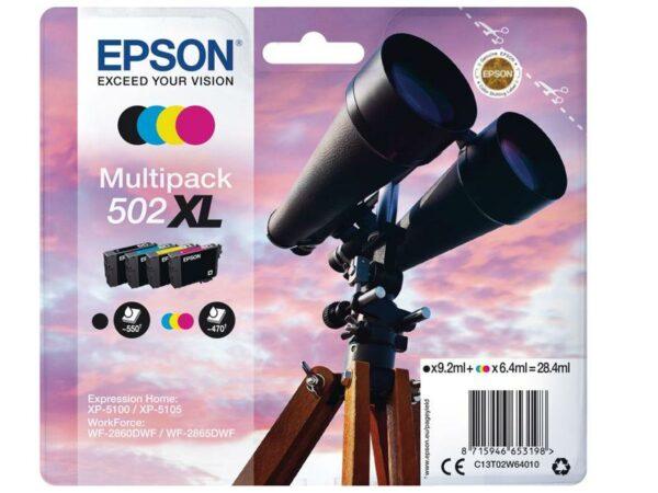 T02W640-Epson-Multipack-502XL-CMYBK-0