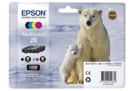 T03A64010-Epson-Tintenpatronen-603XL-Multipack-0