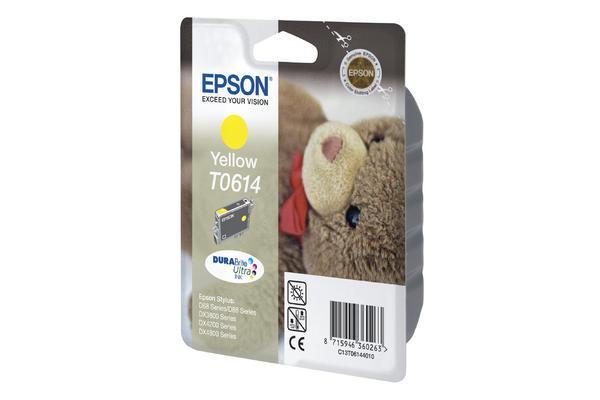 T0614-Epson-Tintenpatrone--yellow-0