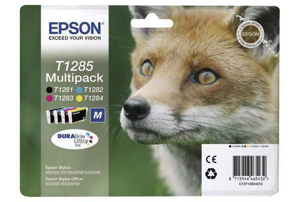 T1285-Epson-Multipack-CMY-und-BK-0