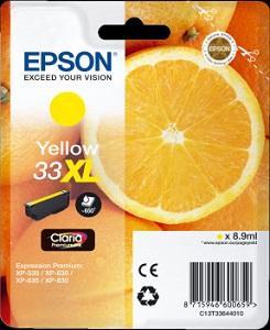 T336440-Epson-Tintenpatrone-33XL-Y-0