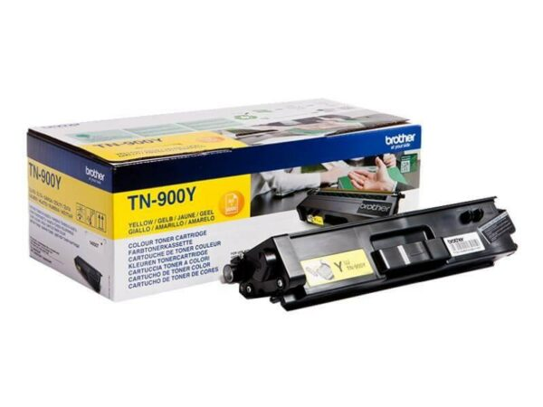 TN-900Y-Brother-Toner-HY-yellow-0