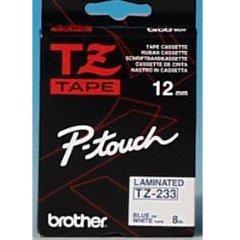 TZ-233-Ptouch-Band-laminiert-blauweiss-0