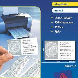 Visitenkarte-85X54mm-ILK-185g-0