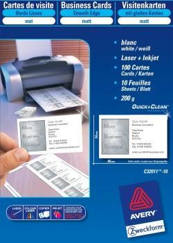 Visitenkarte-85x54mm-ILK-200g-weiss-0